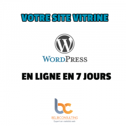 CREATION D'UN SITE WORDPRESS